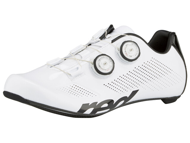 Red Cycling Products PRO Road I Carbon Unisex Rennrad Schuhe weiß